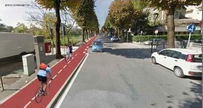 Bicipolitana, approvati progetti definitivi. In via Coletti lavori nel 2019. Un progetto complessivo da 877mila euro.