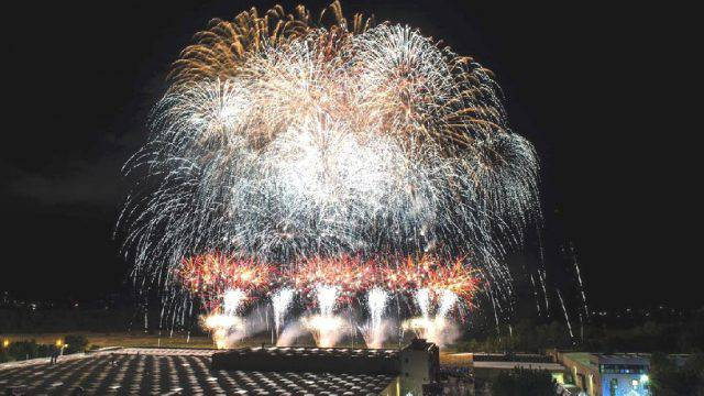 A Miramare due giorni pirotecnici col Fireworks Festival