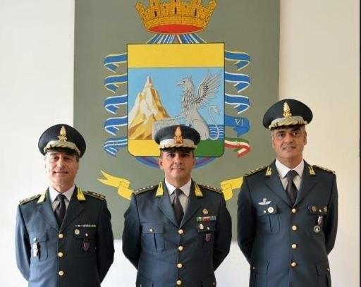 Un nuovo comandante per la Guardia di Finanza di Rimini
