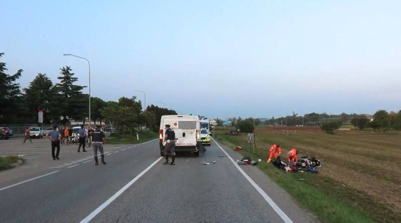 Incidente mortale a San Martino dei Mulini