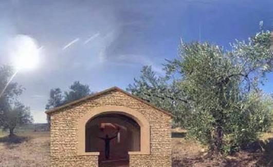 Un 'Parco della contemplazione' vicino alla sede della Papa Giovanni XXII