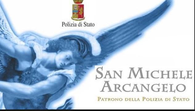 Sabato la Polizia di Stato celebra il patrono San Michele