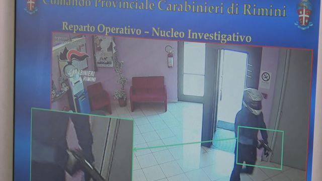 Violenta rapina in banca, Carabinieri arrestano il terzo autore