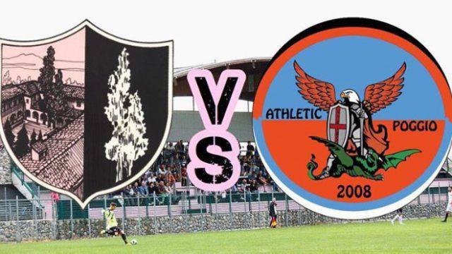 Coppa Emilia 1° Categoria. Athletic Poggio-Verucchio 1-4
