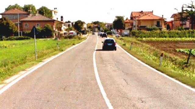 Ciclabile sulla via Emilia a Santa Giustina, a breve i lavori