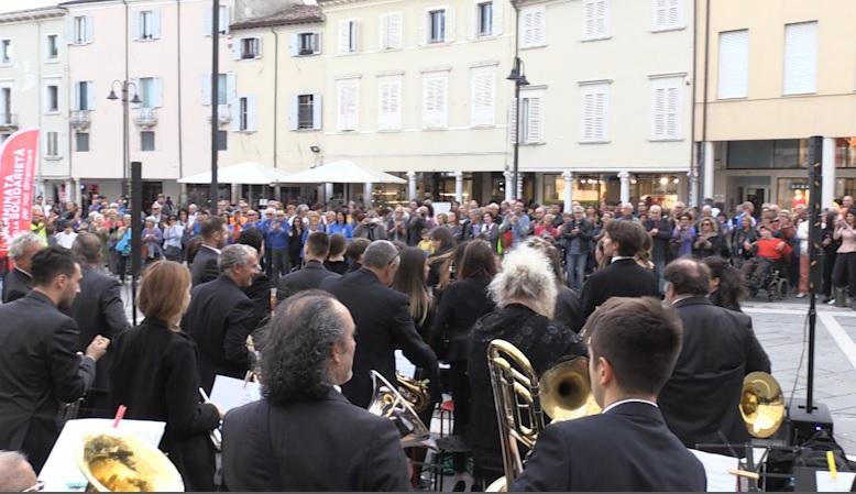 Rimini chiAMA Camerino, una camminata per ricostruire