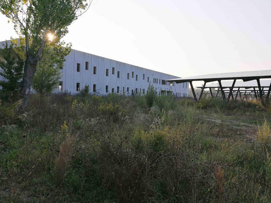 Centro sportivo via Montevecchio, i problemi dell'abbandono