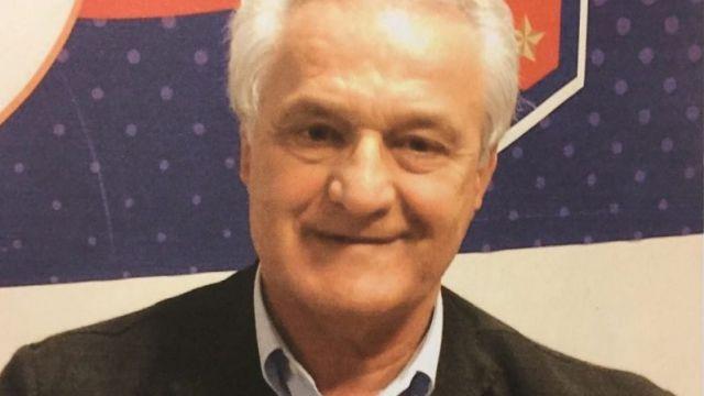 Dorindo Sanguanini, Vicepresidente Vicario del CRER FIGC LND