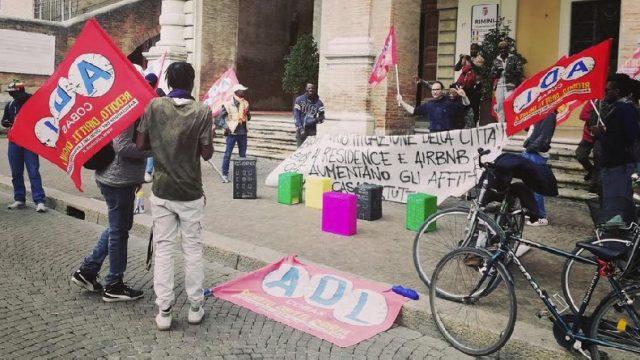 #unacasapertutti: un presidio contro la turistificazione