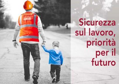 Giornata per le vittime incidenti sul lavoro. Le iniziative di Anmil
