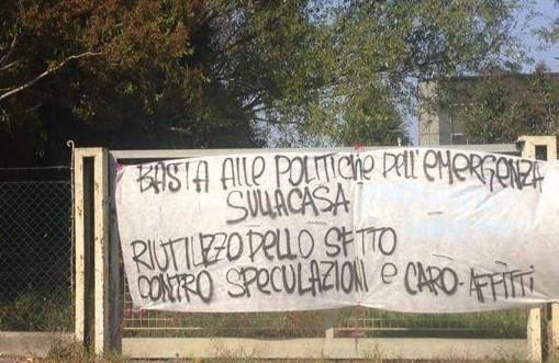 Campagna per il diritto alla casa #SfrattiZero, le iniziative a Rimini