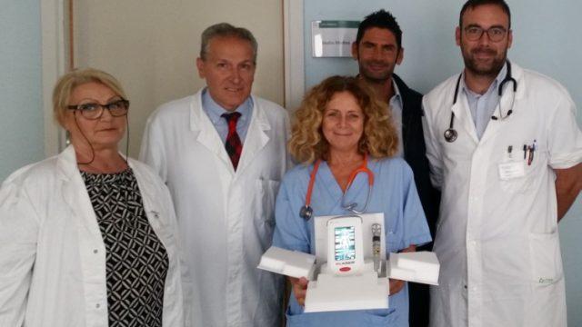 Dal volo acrobatico uno strumento per Oncoematologia Pediatrica