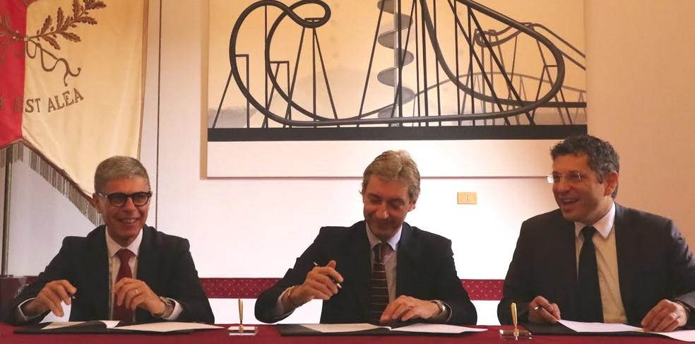 Fabbrica del Ben-Essere a Rimini sud, firmato il protocollo