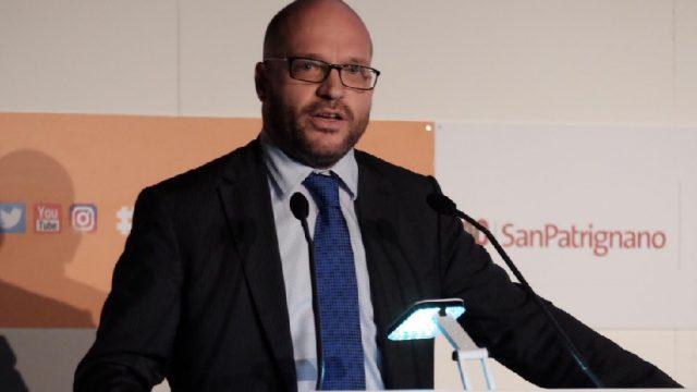 Il ministro Fontana a San Patrgnano:
