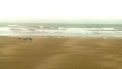 Vento e stato del mare, l'allerta prosegue e scatta di grado