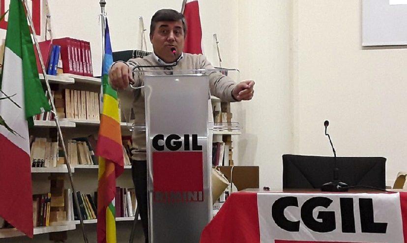 Congresso CGIL, Primo Gatta confermato segretario