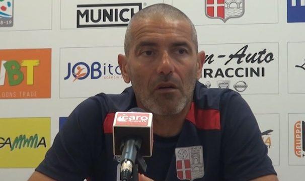 Verso Feralpi Salò-Rimini FC. Righetti senza Arlotti