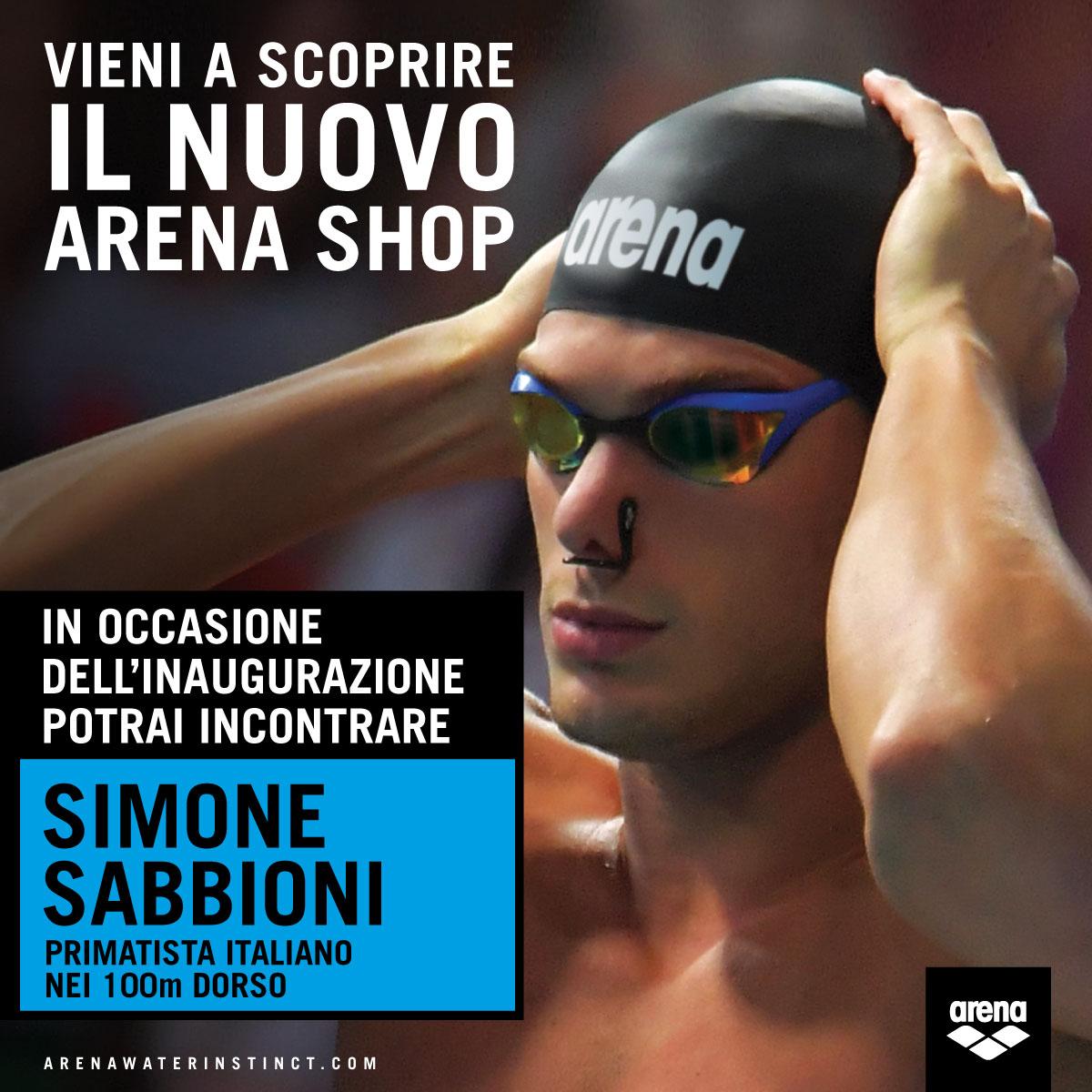 f51ca8bde4cf Il campione azzurro Simone Sabbioni