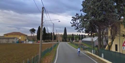 Arriva il giro, sistemazioni per via San Salvatore