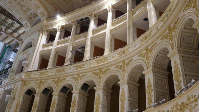 Teatro Galli, il suono è giusto. Eseguito il test