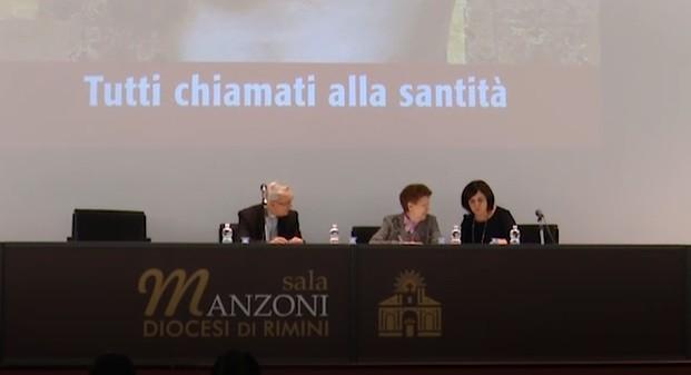 """""""Chiamati alla santità"""". L'assemblea diocesana con Vera Zagri Zamagni"""