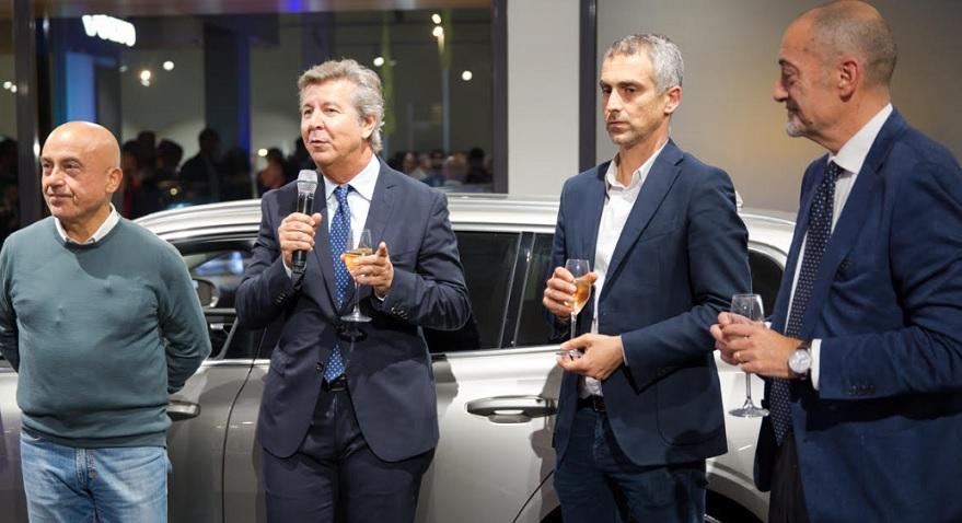 Gruppo Marcar dà il benvenuto nella sua nuova casa Volvo