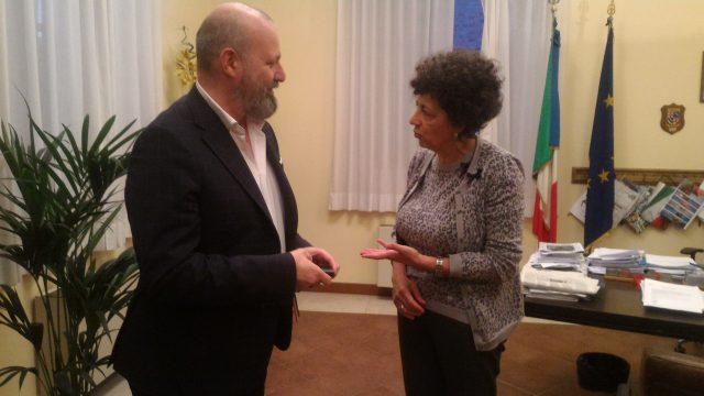 Il Prefetto incontra il presidente Bonaccini