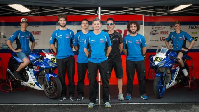 Il ProGp Racing (credit Luca Gorini)