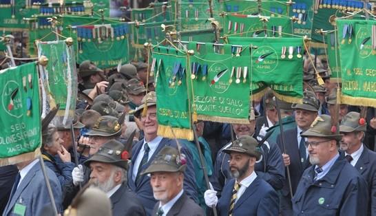 Adunata nazionale, gli Alpini scelgono Rimini