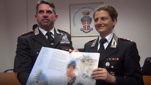 I Carabinieri dedicano il calendario ai siti Unesco