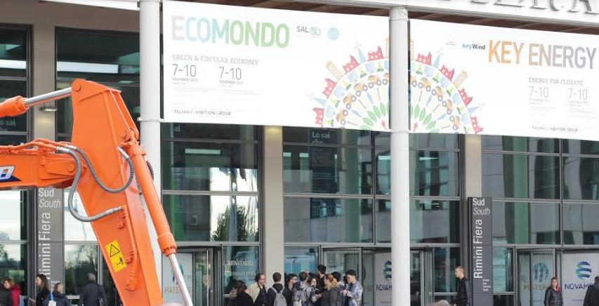 Al Via Ecomondo Alla Fiera Di Rimini Newsrimini It