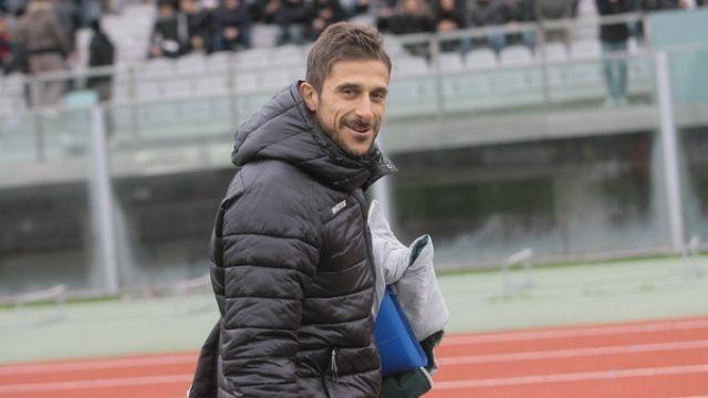 Il tecnico dell'Imolese, Alessio Dionisi