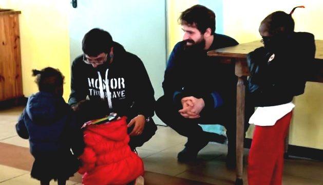Corridoio umanitario, i migranti arrivati a Rimini