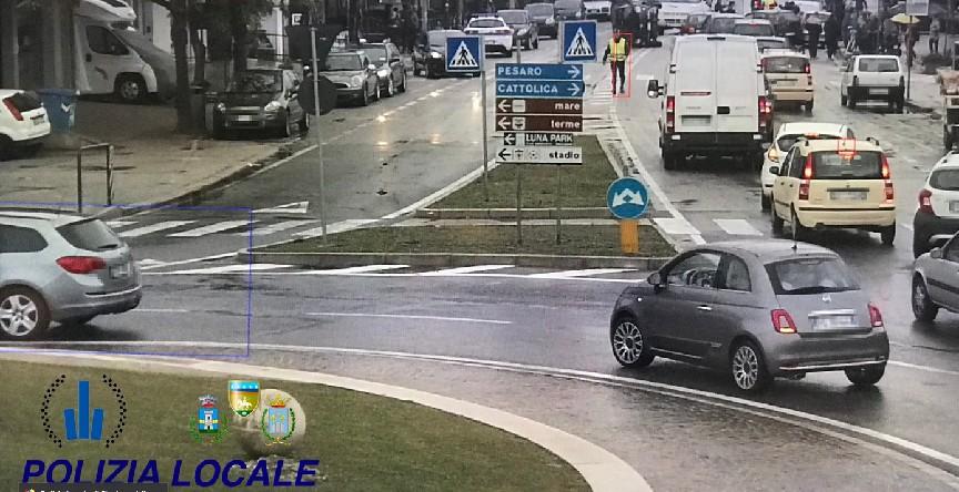 Incidente sull'Adriatica a Riccione, traffico deviato
