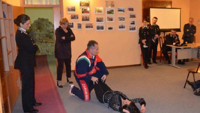 A Novafeltria un corso di difesa personale femminile