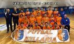 L'Under 18 del Futsal Bellaria
