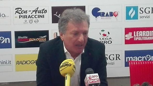 Leonardo Acori prima di Rimini-Vis Pesaro