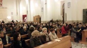 Marilena Pesaresi, Dopo la veglia, lunedì il funerale in Basilica
