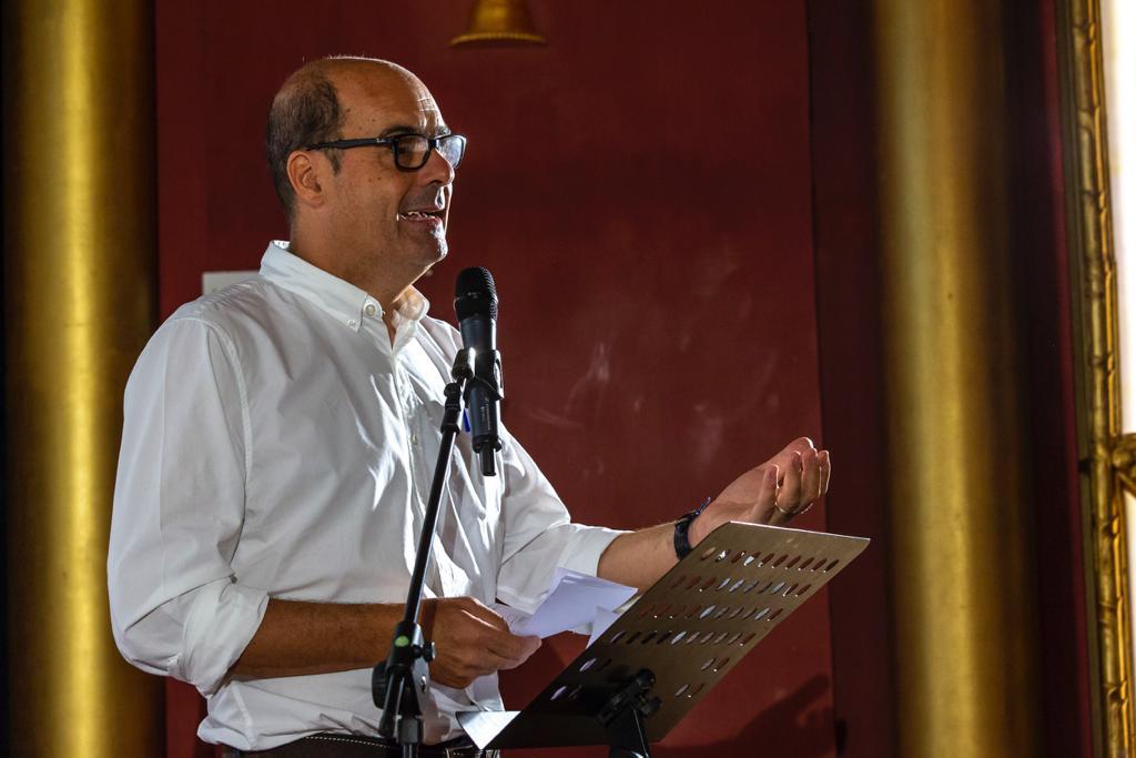 Primarie PD. Gnassi ufficializza sostegno a Zingaretti