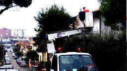 A Riccione prosegue la sostituzione dei vecchi lampioni