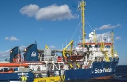 Sea Watch e Sea Eye. Apg pronta ad accogliere profughi