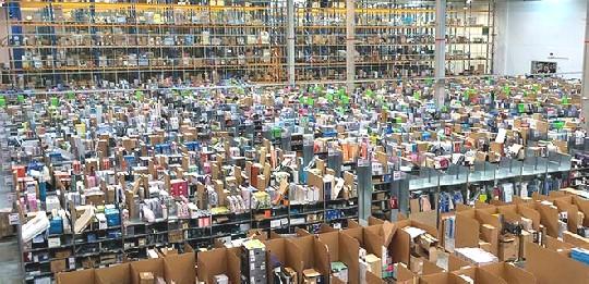 A Santarcangelo arriva una sede Amazon