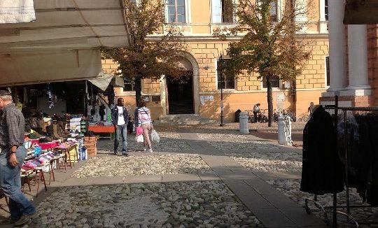 Spostamento mercato lunedì a Santarcangelo. Ambulanti: noi ignorati