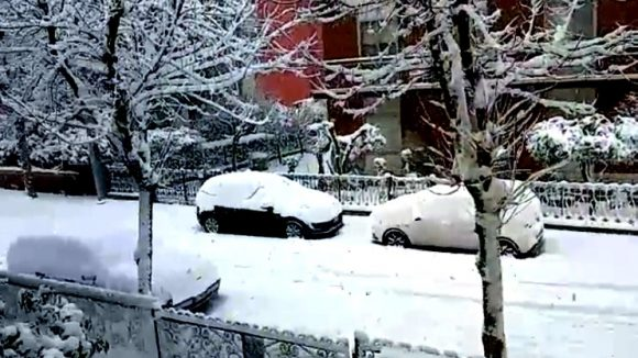 Un anno fa la neve, oggi sedici gradi