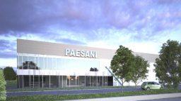 La Paesani Group si trasferisce a Santarcangelo