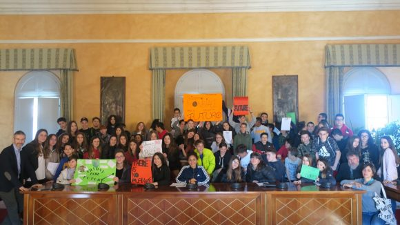 Il Friday for Future a Santarcangelo