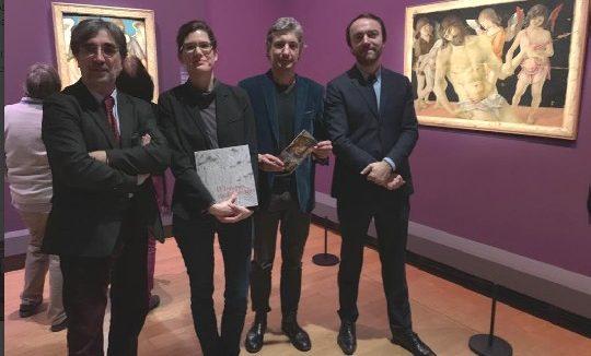 Grandi pittori. Il sindaco Gnassi rinsalda i contatti a Berlino