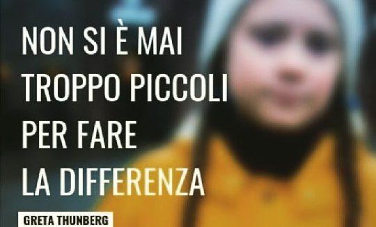 Anche a Rimini studenti in sciopero per il clima