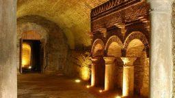 Fondi dalla Regione per consolidare le grotte di Santarcangelo