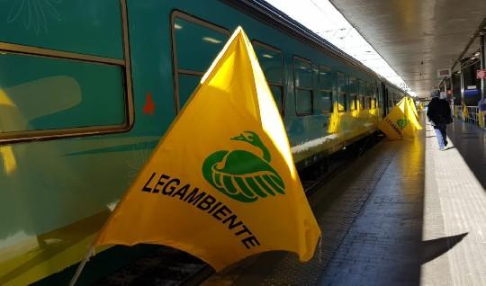 Il Treno Verde di Legambiente torna a Rimini